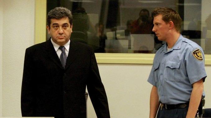 Sreten Lukić zatražio od Haga oslobađanje posle izdržane dve trećine kazne 1