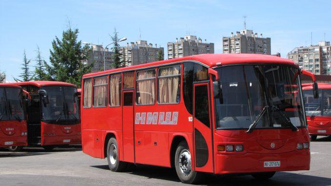 Od ponedeljka ponovo autobuski saobraćaj od Niša ka drugim gradovima 3