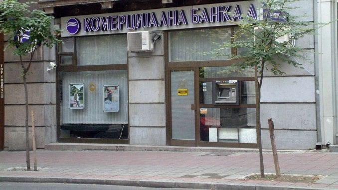 Direktna banka sa Eurobankom u trci za Komercijalnu 1