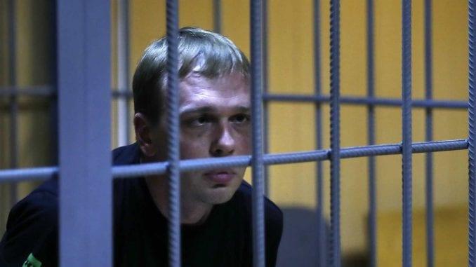Odbačene optužbe protiv ruskog novinara Golunova 1