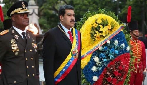 Navodno sprečen atentat na Madura 13