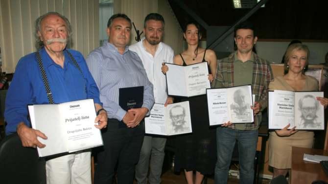 List Danas uručio nagrade novinarima i prijateljima (VIDEO, FOTO) 1