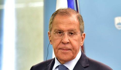 Priprema se poseta Sergeja Lavrova Vašingtonu 2