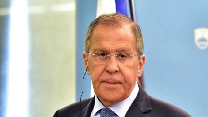 Sergej Lavrov posetio Venecuelu u znak podrške Maduru 1