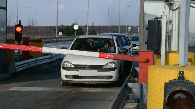 Naplata putarine na auto-putu ka Bugarskoj od 1. decembra 1