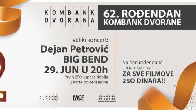 Održana velika žurka uz Dejan Petrović Big Bend 2
