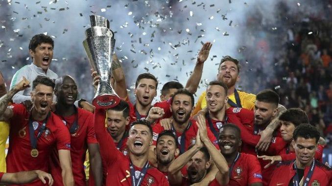Ronaldo: Trofej za narod 1