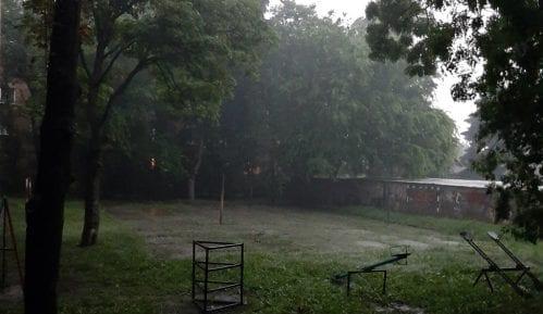 Zbog obilnih padavina u Kragujevcu više od 150 poziva građana za pomoć 14