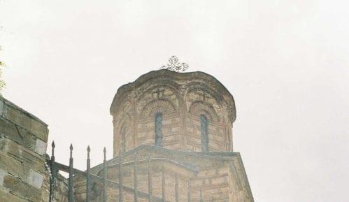 Oštećena crkva u Sredskoj kod Prizrena 7