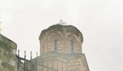 Oštećena crkva u Sredskoj kod Prizrena 4