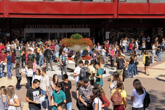 Ove godine bez okupljanja za Dan studenata, 4. aprila 3