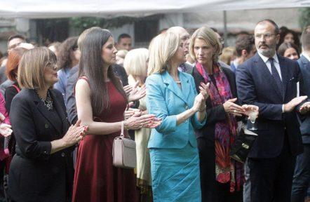 Italijanski ambasador: Italija ohrabruje prijatelje u Beogradu da nastave pregovore sa Prištinom (FOTO) 2