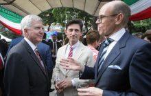Italijanski ambasador: Italija ohrabruje prijatelje u Beogradu da nastave pregovore sa Prištinom (FOTO) 3