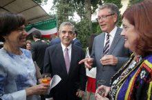 Italijanski ambasador: Italija ohrabruje prijatelje u Beogradu da nastave pregovore sa Prištinom (FOTO) 4