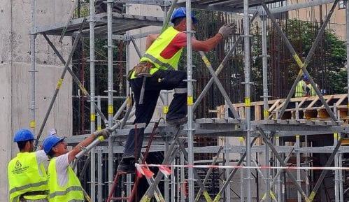 Tri četvrtine radnika na gradilištima sami obezbeđuju zaštitnu opremu 5
