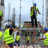 Rast vrednosti izvedenih građevinskih radova u Srbiji 20 odsto u prvom kvartalu 1