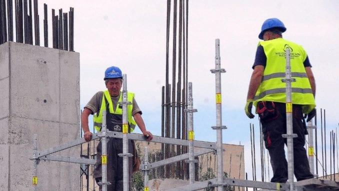 Ministarstvo: Vrednost radova u građevinarstvu u 2019. veća 35 odsto 3
