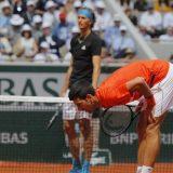 Novak Đoković deklasirao Aleksandra Zvereva u četvrtfinalu Rolan Garosa 1