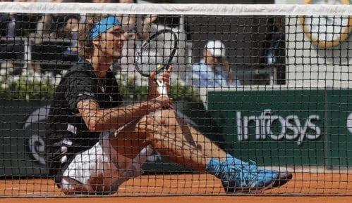 Prvo grend slem polufinale za Zvereva na Australijan openu 15