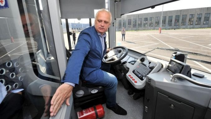 Vesićeva ideja o autobusima na gas dobra kao simbol, ali bez učinka 3