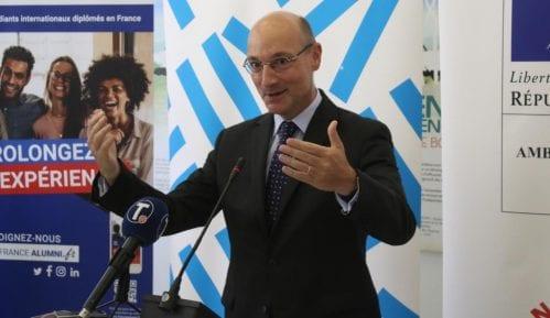Ambasador Mondoloni: Francuska teži da ima pola miliona stranih studenata 4