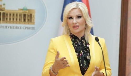 Mihajlović: Nisam zaboravila sa kim je sve Dačić delio političke ciljeve 8