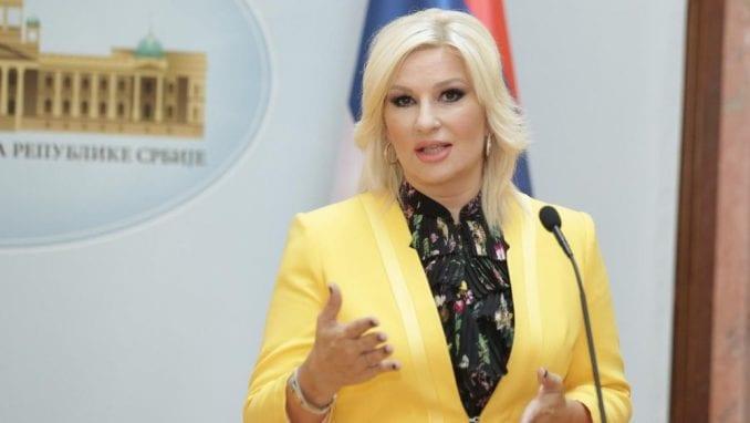 Mihajlović: Nisam zaboravila sa kim je sve Dačić delio političke ciljeve 3