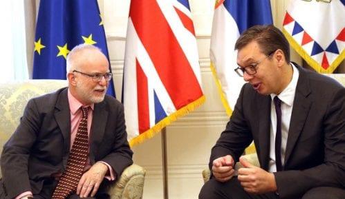 Vučić zahvalio Kifu na razvoju saradnje Srbije i Ujedinjenog Kraljevstva 3