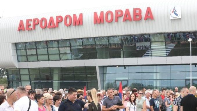 Aerodrom Morava kod Kraljeva otvoren za civilni saobraćaj 1