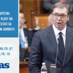 Kosovo dominantna tema prethodne nedelje (VIDEO) 12