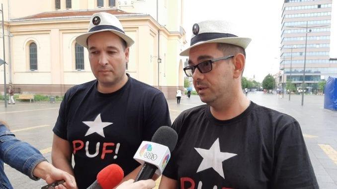 Pokret ujedinjenih fantoma traži ostavku  Vukosavljevića 1