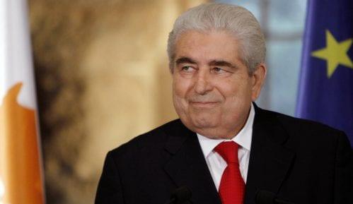 Preminuo bivši kiparski predsednik Dimitris Hristofijas 1