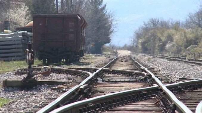 Sudar dva teretna voza na delu pruge Beograd - Niš 4