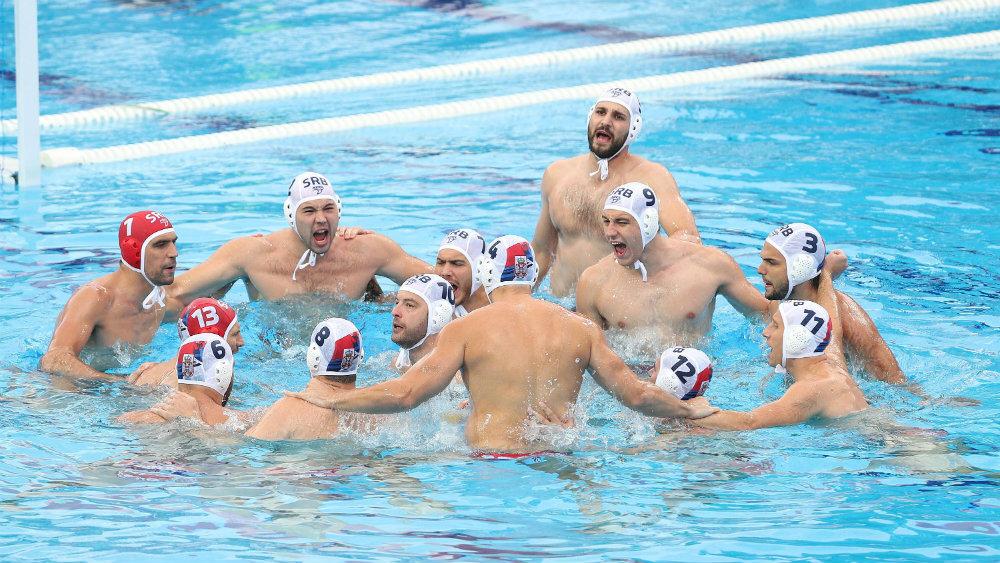 Vaterpolisti Srbije osvojili Svetsku ligu i plasirali se na Olimpijske igre 2