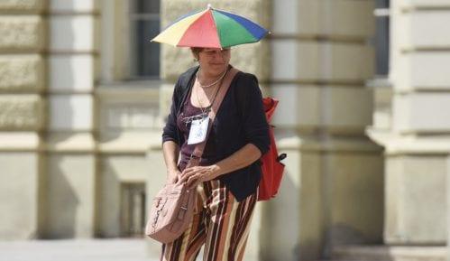 U Srbiji sutra pretežno sunčano sa slabim vetrom 6