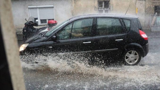 RHMZ upozorio: U Srbiji sutra moguće kratkotrajne vremenske nepogode 4