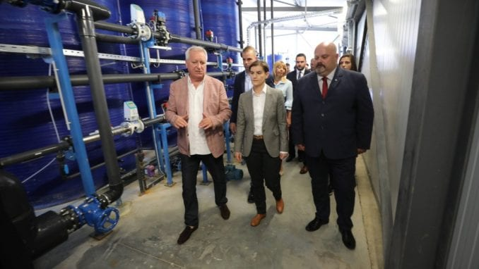 SSP Zrenjanin traži od premijerke Srbije da zaustavi posao s firmom za prečišćavanje vode 2