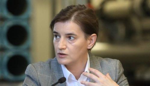 Brnabić: To više nije spor dve zemlje već sukob između fašizma i antifašizma 12