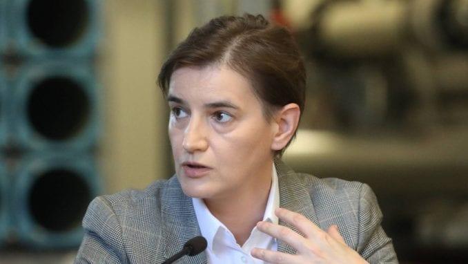 Brnabić: Đilas u panici zbog istrage koju je najavio ministar policije 1