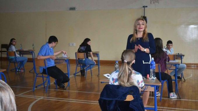 Ukinut pritvor osumnjičenom za krađu testa za malu maturu 4