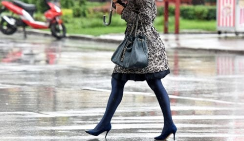 U Srbiji u sredu hladno sa kišom, uveče prestanak padavina 14