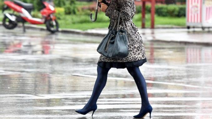 U Srbiji danas oblačno i vetrovito, ponegde sa slabom kišom 1