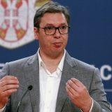 Vučić: Nikada više investicija nismo imali, to svi primećuju 10
