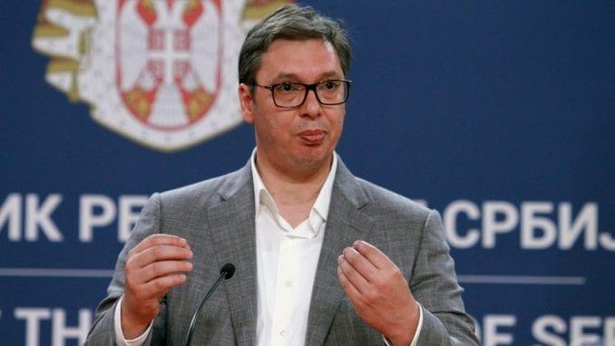 Vučić: Vesić da odgovara ako je protivzakonito došao do mejlova televizije N1 1
