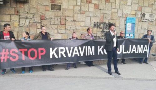 Pola godine protesta u Srbiji obeležava se Slobodnom zonom u Kruševcu 7