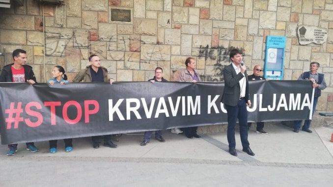 Pola godine protesta u Srbiji obeležava se Slobodnom zonom u Kruševcu