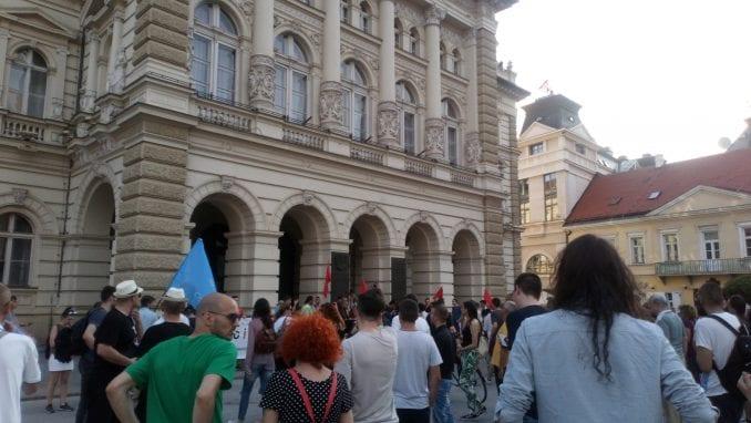 Disciplinski postupci protiv studenata FTN zbog pokretanja peticije 2