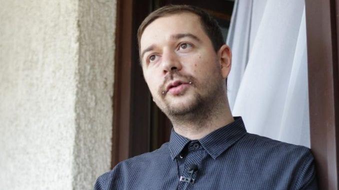 """Dojčinović: Rekli su mi da sam na """"crnoj listi"""", uzeli otiske i snimali zenice 3"""