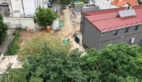 Društvo za ulepšavanje Vračara: I pored zabrane inspekcije u Sinđelićevoj se i dalje gradi 9