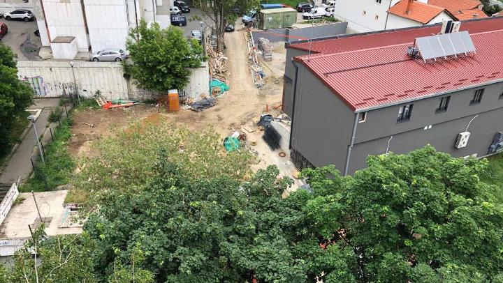 Društvo za ulepšavanje Vračara: I pored zabrane inspekcije u Sinđelićevoj se i dalje gradi 1